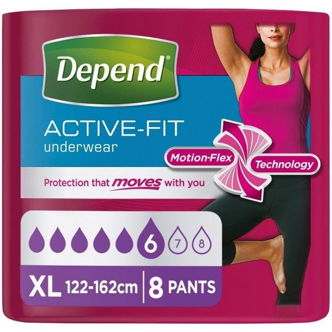 depend active fit