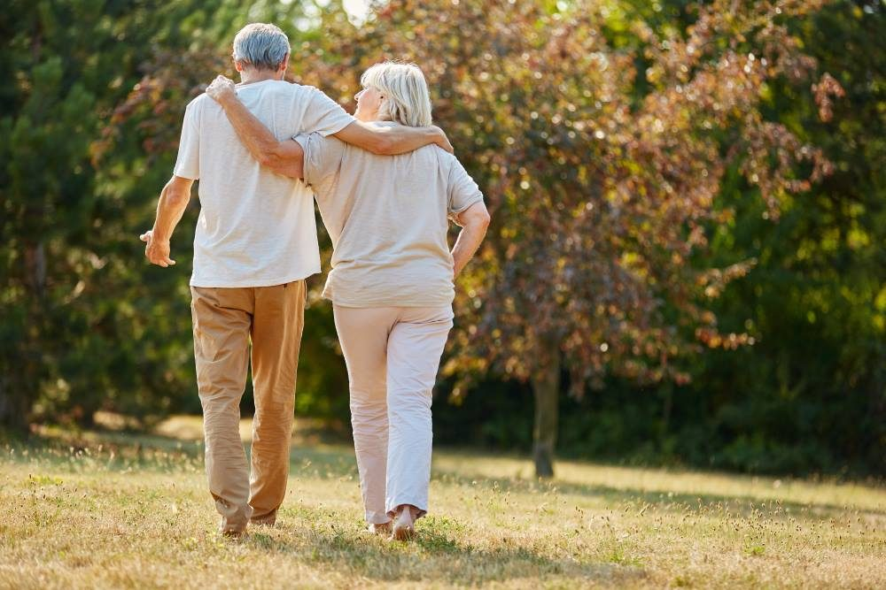 couple with incontinence