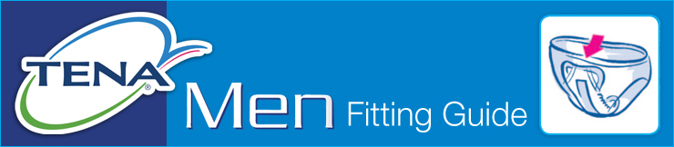 TENA Men Fitting Guide