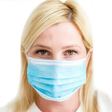 Disposable Face Masks (Type IIR)