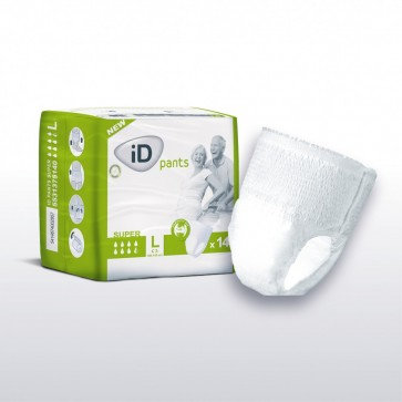 iD Pants Super | Large | 1950mls | Pack of 14