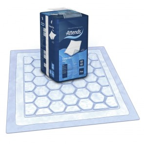 Attends Waterproof Matress Cover Dri Plus 60x60