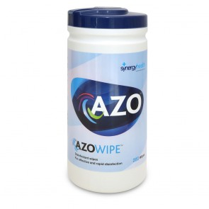 azowipe™ disinfectant wipes for non-invasive medical devices 200 wipes