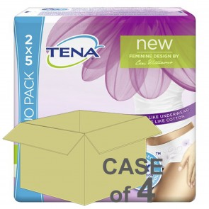 CASE SAVER Tena Pants Discreet Large (4 Packs of 10)