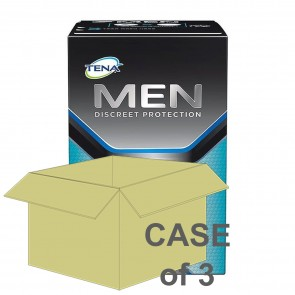 CASE SAVER Tena Men Level 0 (3 Packs of 14)
