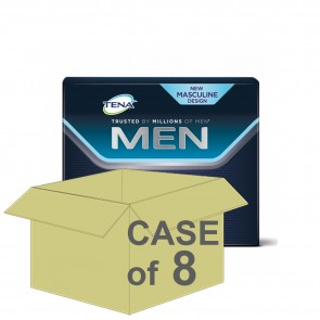 CASE SAVER Tena Men Level 1 (8 Packs of 12)