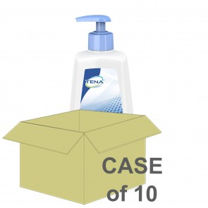 CASE SAVER Tena Wash Cream 500ml (Case of 10)