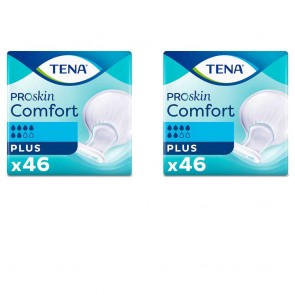 CASE SAVER TENA Comfort Plus (2 Packs of 46)