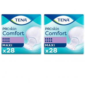 CASE SAVER TENA Comfort Maxi (2 Packs of 28)