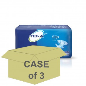 CASE SAVER Tena Slip Plus (3 Packs of 30)