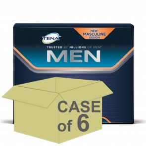 CASE SAVER Tena For Men Level 3 (6 Packs of 16)