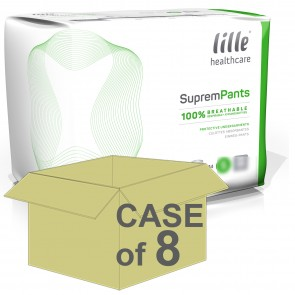 CASE SAVER Lille Suprem Pants Extra Medium (8 Packs of 14)