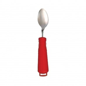 Bendable Spoon Red