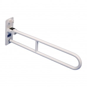 Contract Hinged Arm Support White