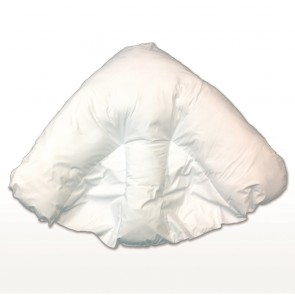 MRSA Resistant Wipe Clean Batwing Pillow
