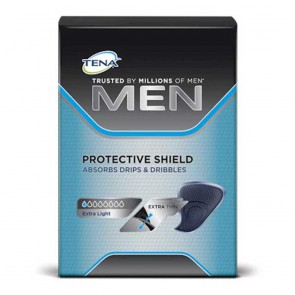 TENA Men Protective Shield | Pack of 14
