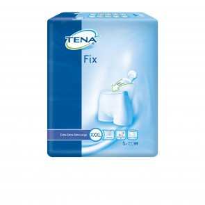 Tena Fix Premium Fixation Pants | XXX Large | Pack of 5