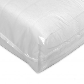 Incontinence Plastic Washable Mattress Cover | Double Bed