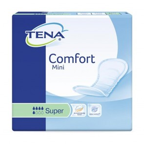 TENA Comfort Mini Super | Pack of 30
