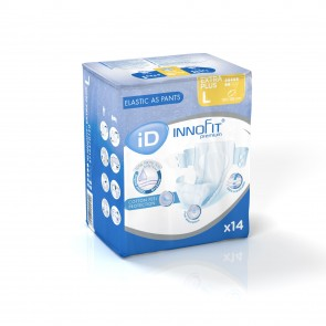 iD Innofit Large Extra Plus - 14 Pack