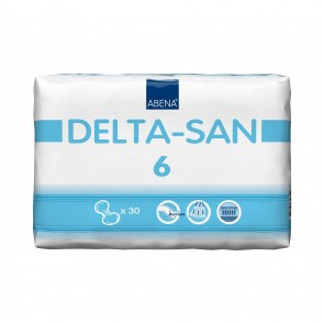 Abena Abri Delta-San 6 | Pack of 30