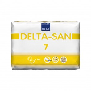 Abena Abri Delta-San 7 | Pack of 30