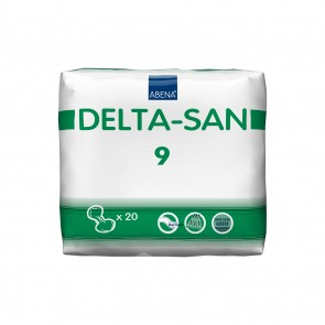 Abena Abri Delta-San 9 | Pack of 20
