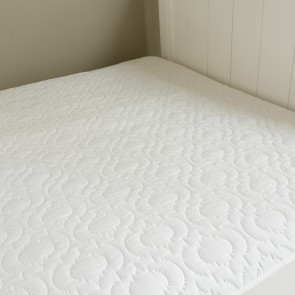 Brolly Sheets Mattress Protector| Single | Quilted