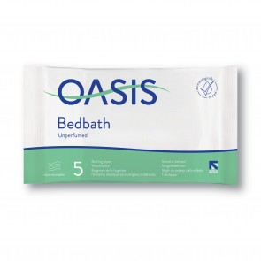 Oasis Bed Bath Washcloths (5-pack) - Unscented - RSC910N
