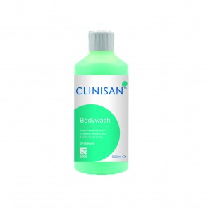 clinisan bodywash advance (500ml)