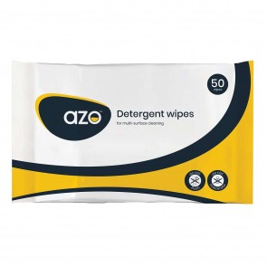 Azodet Wipes 29x22cm | AZD050W | Pack of 50