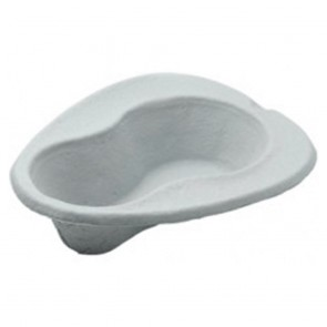 Pulp Commode Pan Liner Pack Of 100