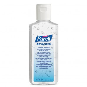 Purell Advanced Hygienic Hand Rub 118mL