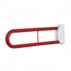 Red Hinged Arm Support Fixed Height1