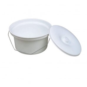 Replacement Pan for Static Commode