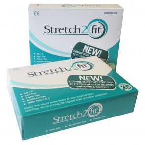 Stretch 2 Fit Gloves X Small