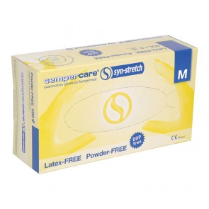 Synthetic Non Sterile Gloves Powder Free Medium