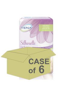 CASE SAVER Tena Silhouette Lady Pants Large (6 Packs of 5)