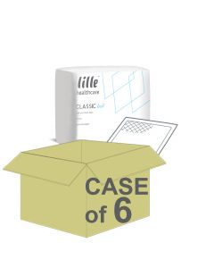 CASE SAVER Lilbed Classic Extra Bed Pads 60x60cm (6 Packs of 35)