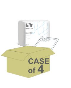 CASE SAVER Lilbed Classic Extra Bed Pads 60x90cm (4 Packs of 35)