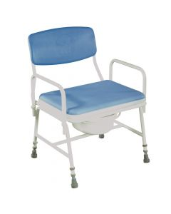 Static Bariatric Commode