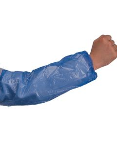 Oversleeves Polythene Blue | Pack of 100