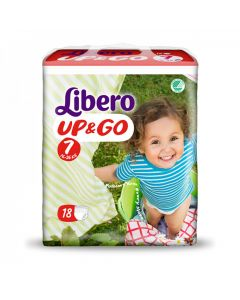 Libero Up & Go 7 | 16-26kg | Pack of 16