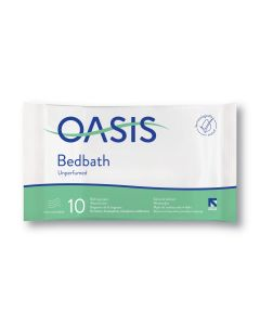Oasis Bed Bath Washcloths (10-pack) - Unscented - RSC902N