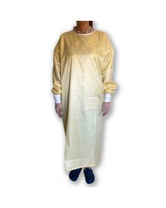 Microfibre Isolation Gown