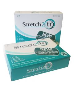 Stretch 2 Fit Gloves X Large