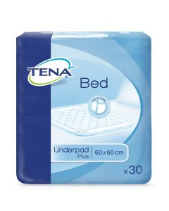 Tena Bed Plus Pads 60X60CM