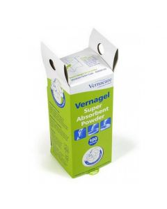 Vernagel Body Fluid Absorbent Granules