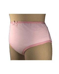 Girls Protective Brief | Pink | Age 5-6