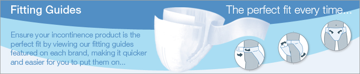 Incontinence Fitting Guides